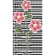 Butterfly Spring - flower 9
