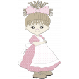 Butterfly Spring - girl