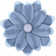 Vintage Memories - flower 1