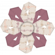 Vintage Memories- ribbon flower 5