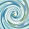 Kumbaya - swirl paper 6