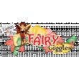 Summer Fairy - word art 1