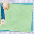 Down Where It's Wetter 2 - Pocket/Journal Card 4-1, size 4x4