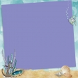 Down Where It's Wetter 2 - Pocket/Journal Card 7-1, size 4x4