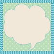 Down Where It's Wetter 2 - Pocket/Journal Card 12-1, size 4x4