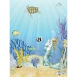 Down Where It's Wetter 2 - Pocket/Journal Card 1-2, size 3x4