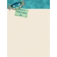 Down Where It's Wetter 2 - Pocket/Journal Card 2-2, size 3x4