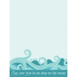 Down Where It's Wetter 2 - Pocket/Journal Card 3-2, size 3x4