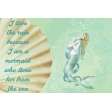 Down Where It's Wetter - Journal Card 8-3, size 4x6