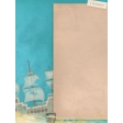 Down Where It's Wetter - Journal Card 9-2, size 3x4
