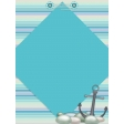 Down Where It's Wetter - Journal Card 11-2, size 3x4