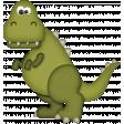 Dino-Mite, mini kit Trex