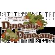 Dino-Mite, word art 2