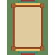 Santa Fe - Card 2,  size 3x4
