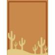 Santa Fe - Card 3, size 3x4