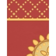 Santa Fe - Card 6, size 3x4