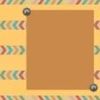 Santa Fe - Card 7, size 4x4