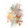 Santa Fe - Paint Splatter