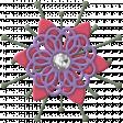 Flower Power Layered Flower