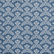 Freedom - Blue Damask Paper