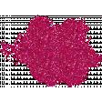 Pink Glitter Blob