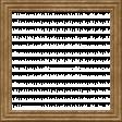 Yesteryear Light Wooden Frame