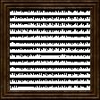 Yesteryear Dark Wooden Frame