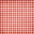 Red Peppermints - Plaid Paper