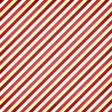 Red Peppermints - Stripe Paper