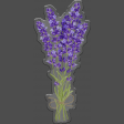TAS_Be Happy It's Spring Lavender Sprig 1