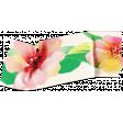 Mixed Media Play - Floral Washi 1