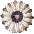 Mauve Medley - Flower