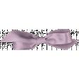 Mauve Medley - Bow
