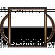 Mauve Medley - Art Deco Style Frame