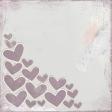 Me & You (Mauve) - Heart Paper 1