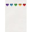 Heart Cutout Journal Card 2A