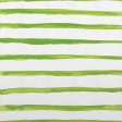 Paper - Bright Primary Watercolor Stripe - Green