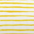Paper - Bright Primary Watercolor Stripe - Yellow