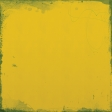 Yellow Textured Paper with Green Painted Edges