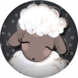 Jamison Reign - Lamb Sticker 1