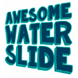 GSM Water Park - Awesome Word Art