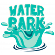 GSM Water Park - Water Park Word Art