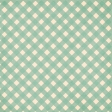Spring Day Collab - March Winds Green Gingham Paper