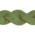 Into the Woods - Green RicRac Ribbon