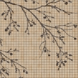 Into the Woods - Branch Gingham Paper