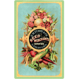 Garden Tales Elements - Victorian Vegetables Card