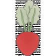 Garden Tales Elements - Beet Doodle