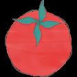 Garden Tales Elements - Tomato Doodle