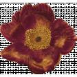Fall Flurry Vintage Flower