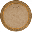 Harvest Pie Round Label